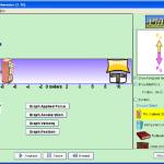 Simulasi Hukum Newton